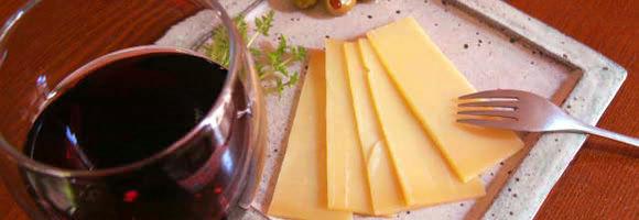 歴史あるチーズ「コンテ」