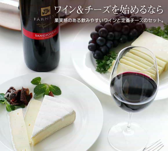 フルーティな赤ワインマリアージュセット