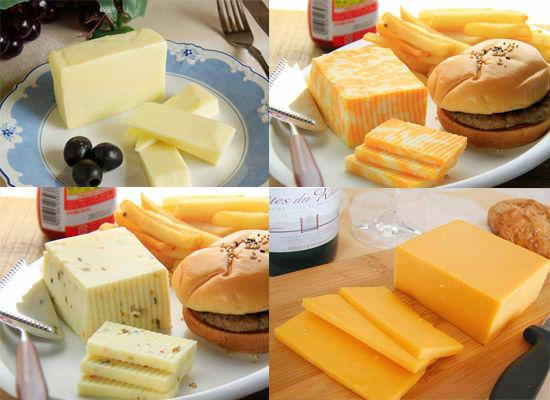 『アメリカチーズ 4種セット』