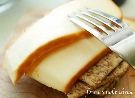 『フォレスト スモークチーズ』