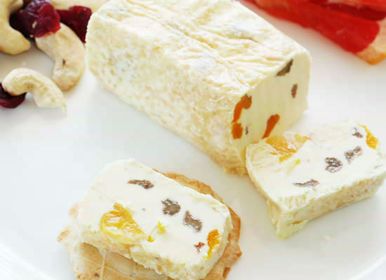 ムーンダラクリームチーズ フルーツ&ナッツ