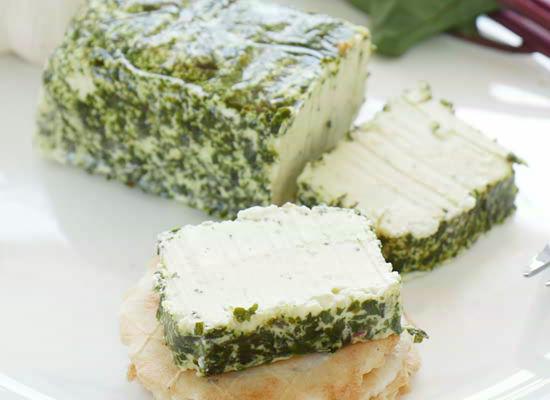 ムーンダラクリームチーズ ガーリック&チャイブ