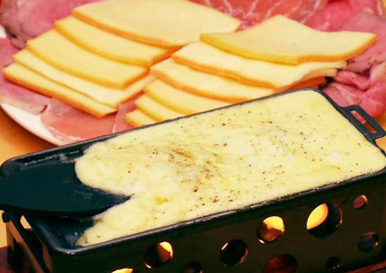 『BOSKAラクレットオーブン<BBQ>』