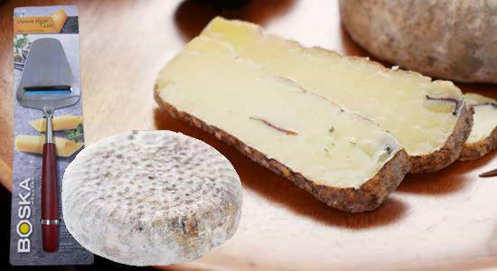●一流食材を使用した上質なチーズを一流チーズ熟成士が3ヶ月もかけて仕上げる究極の一品