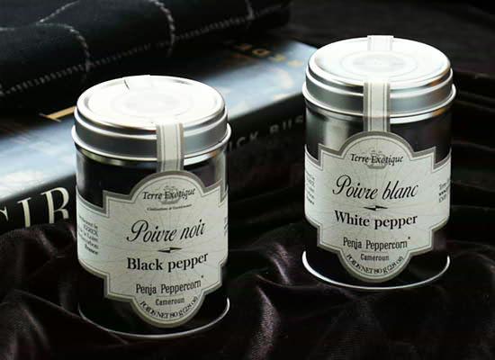 ペンジャ産『ブラック&ホワイトペッパー』