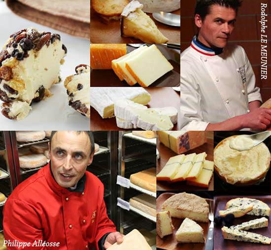 ⇒3名のチーズ熟成士の作品を一気にお試しいただけます