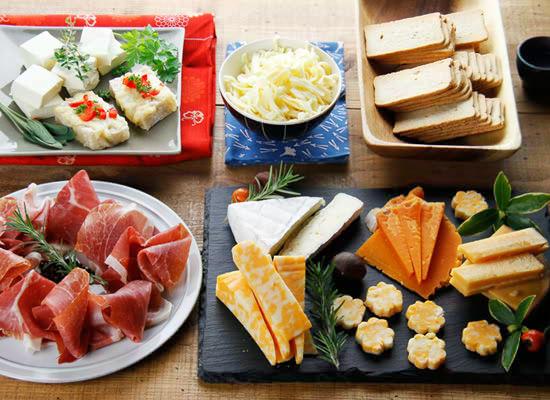 年越しチーズ&生ハムセット2013