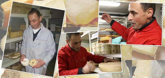 チーズ熟成士「フィリップ・アレオス氏」