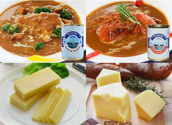 『ブルターニュ海の幸 絶品スープ本格セット』