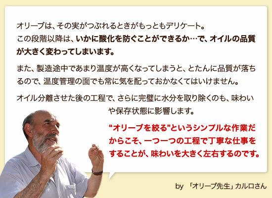 by 「オリーブ先生」カルロさん