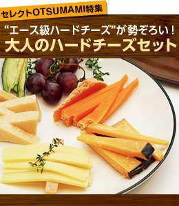 大人のハードチーズセット