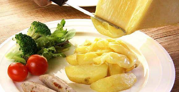 スイスの郷土料理ラクレット