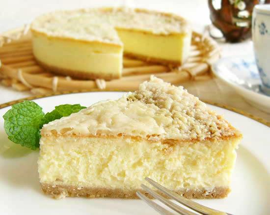究極のチーズケーキ@パルミ
