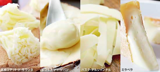 ~秋に嬉しい4点のチーズを【送料無料】でお届け!~