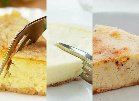 『究極のチーズケーキ3種セット』