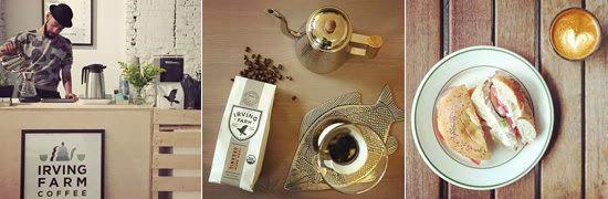 アーヴィング・ファーム・コーヒー