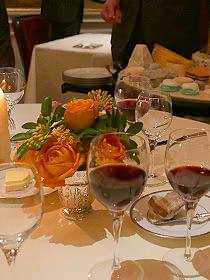 レストラン「ランブロワジー(L'Ambroisie )」