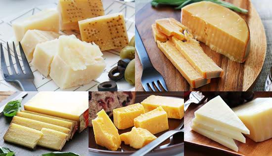 TRYおつまみハードチーズ7ヵ国10点セット
