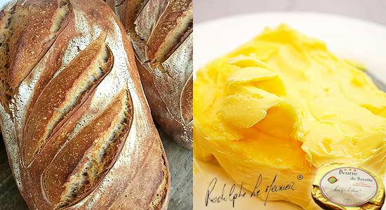 四方@店長おすすめ!フランス産発酵バターとのマリアージュ